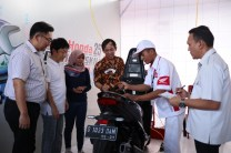 AHM Selenggarakan Uji Ketrampilan Teknisi Honda