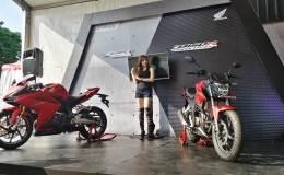 Harga Honda CB150R Streetfire dan Honda CBR250RR 2018 Jawa Tengah