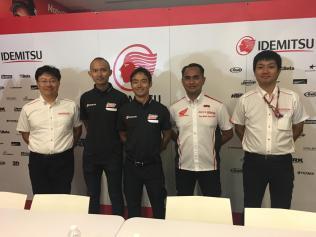 Dimas Ekky Siap Hadapi Tantangan Besar Di Moto2 2019