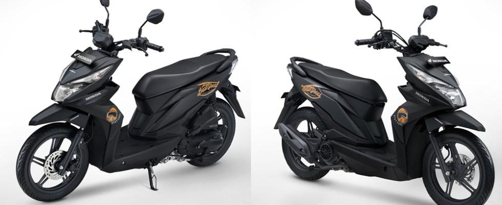 Honda BeAT Street eSP Terbaru