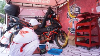 Honda Bikers Day Regional