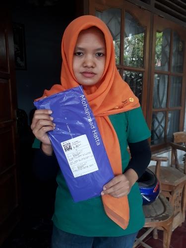 Paket Diterima