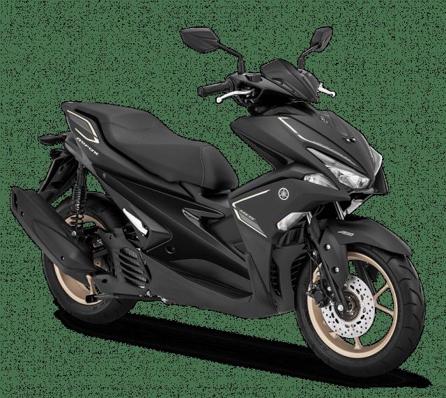 Warna Baru Yamaha Aerox 155 2018