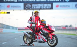 Rheza Danica Juara Asia Production 250 ARRC 2018