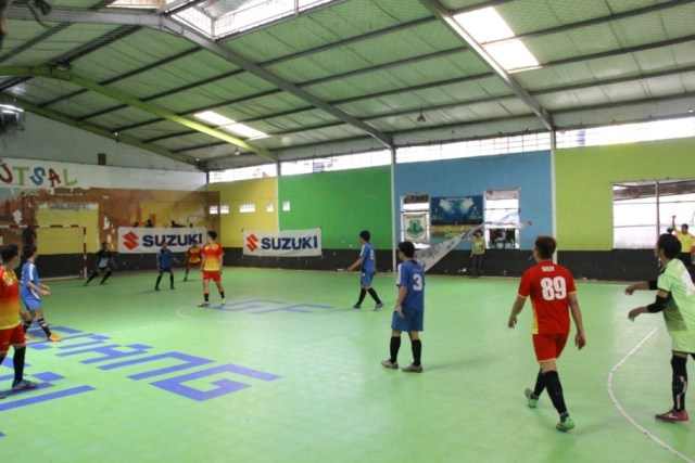 Suzuki Futsal Community Challenge