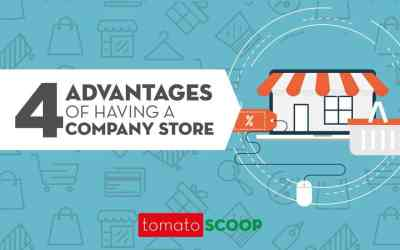 4 Advantages of Having a Company Store