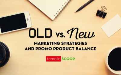 Old vs. New Marketing Strategies and Promo Product Balance
