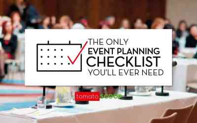 The Only Event Planning Checklist You'll Ever Need