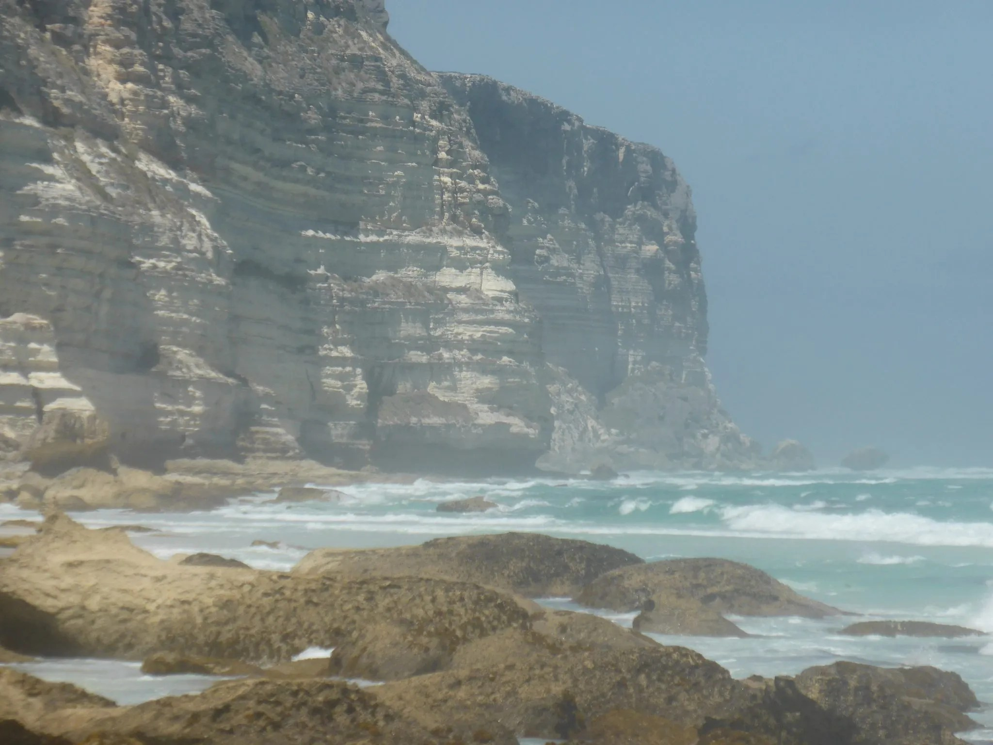 Baxter Cliffs - Great Australian Bight