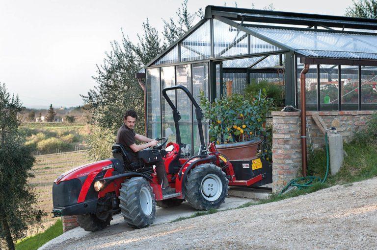 Трактор для орешника Antonio Carraro TTR