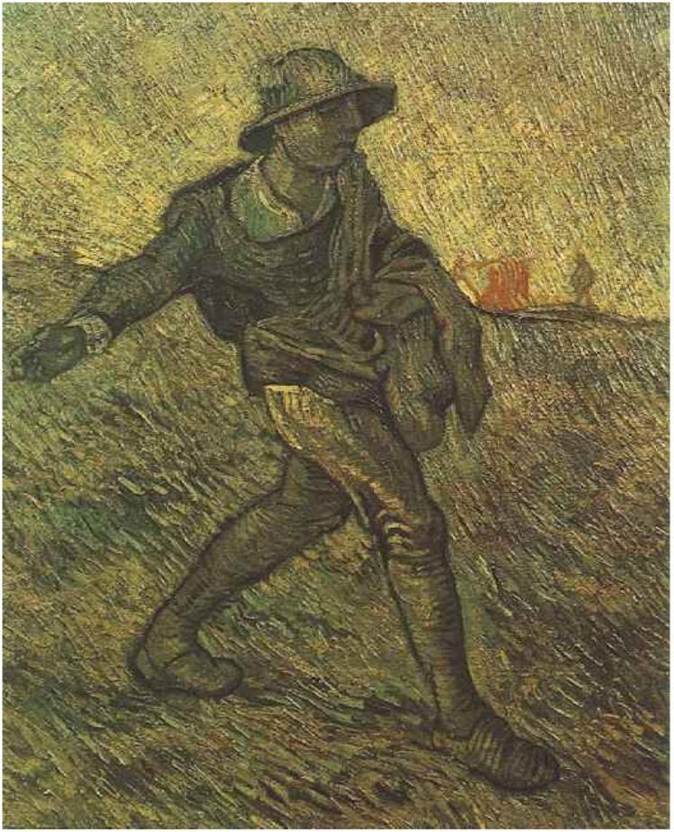 Millett After   Van Gogh