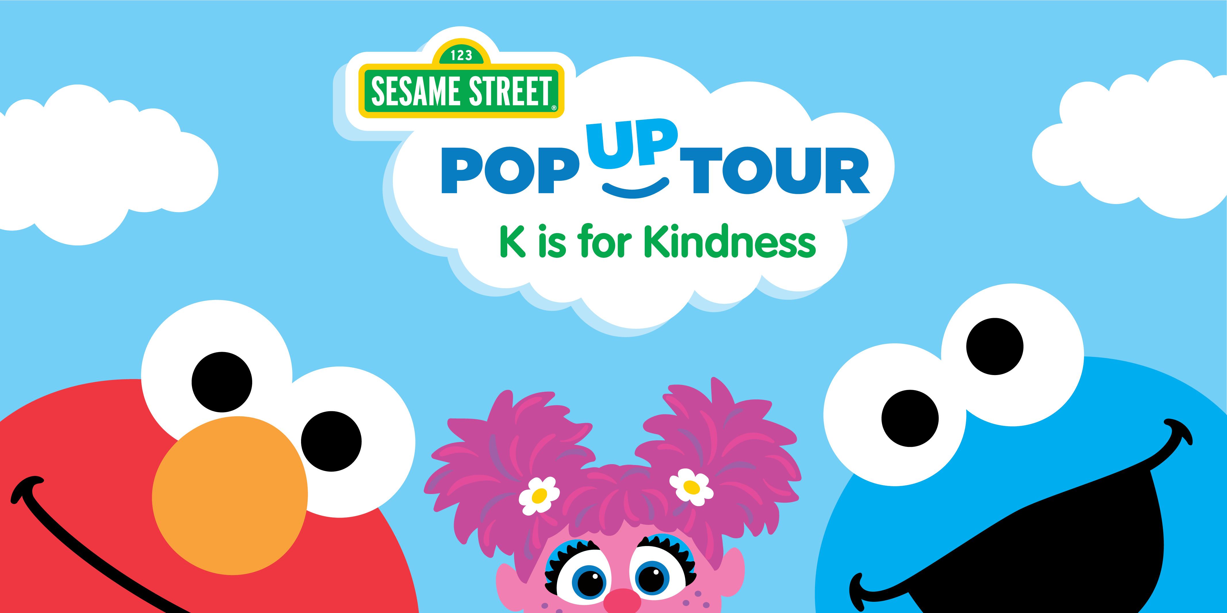 Sesame Street K Is For Kindness Tour