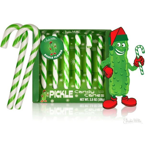 Pickle CandyCanes New