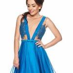 Rochie Ana Radu Superstar Turquoise