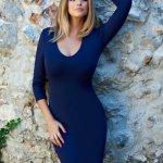 Rochie StarShinerS Sensual Dream DarkBlue