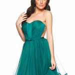 Rochie Ana Radu Perfect Style DarkGreen