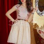 Rochie Artless Pink