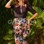 Rochie Looking Pretty Flowers