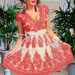 Rochie Majestuos Red
