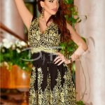 Rochie Mistery Gold