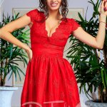 Rochie Outstanding Red