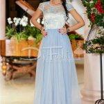 Rochie Princess Bleo Lunga De Seara