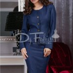 Sacou Dark Blue Chic