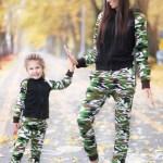 Set Treninguri Army Mama-Copil 259 Lei