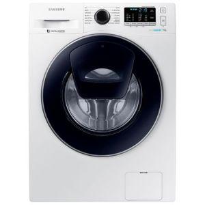 Masina de spalat rufe Samsung Eco Bubble AddWash WW70K5410UW/LE, 1400 RPM, 7 kg, Inverter, Clasa A+++, Alb pret ieftin