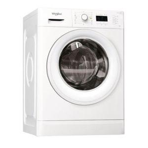 Masina de spalat Whirlpool FWL61252W EU, 6kg, 1200 rpm, 10 programe, FreshCare+, Optiune intarziere program, SoftMove, A++, Alb pret ieftin
