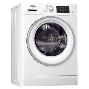 Masina de spalat cu uscator Whirlpool FreshCare+ FWDD1071681WSEU, 10 kg spalare, 7kg uscare, 1600 RPM, Display LCD, Clasa A, Alb pret ieftin