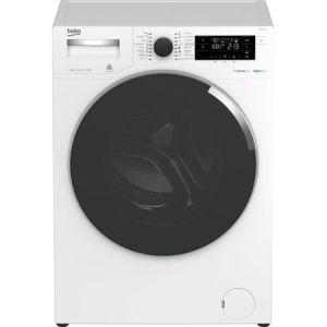 Masina de spalat rufe Beko WTE9744N, 9 kg, 1400 RPM, Clasa A+++, AquaTech™ SteamCure™, ADDGarment, Motor ProSmart Inverter, Alb pret ieftin