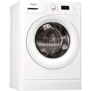 Masina de spalat rufe Slim Whirlpool FreshCare+ FWSL61052W EU, 6 kg, 1000 rpm, Clasa A++, Alb pret ieftin