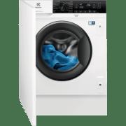 Masina de spalat rufe incorporabila Electrolux PerfectCare 700 EW7F348SI,8 kg, 1400 RPM, TimeManager, SteamCare, Clasa A+++, Alb ieftina