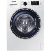 Masina de spalat rufe Samsung WW80J5345FW/LE EcoBubble, 8 kg, 1200 RPM, Clasa A+++ ieftina