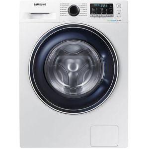 Masina de spalat rufe Samsung WW80J5345FW/LE EcoBubble, 8 kg, 1200 RPM, Clasa A+++ pret ieftin
