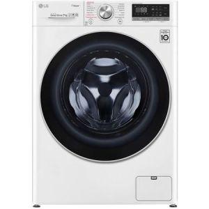Masina de spalat rufe slim LG F2WN6S7S1, 1200 RPM, 7 kg, Clasa A+++ pret ieftin
