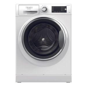 Masina de spalat rufe Hotpoint NLLCD 1047 WC AD EU, 10 kg, 1400 RPM, Clasa A+++, Sistem Active Care, Sistem Stop&Add, Sistem igienizare aburi, Alb pret ieftin