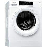Masina de spalat rufe Whirlpool Supreme Care FSCR80412, 6th Sense, 8 kg, 1400 RPM, Clasa A+++, Alb ieftina