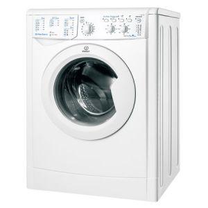 Masina de spalat rufe Indesit IWC 71051 C ECO EU, 7 kg, 1000 RPM, Clasa A+, 60 cm, Alb pret ieftin
