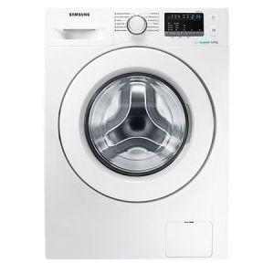Masina de spalat rufe Samsung Eco Bubble WW60J4060LW/LE, 6 kg, 1000 RPM, A+++, 60 cm, Alb pret ieftin
