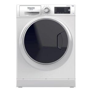 Masina de spalat rufe Hotpoint NLLCD 1165 WD ADW EU, 11 kg, 1600 RPM, Clasa A+++, Sistem Active Care, Sistem Stop&Add, Sistem igienizare aburi, Alb pret ieftin
