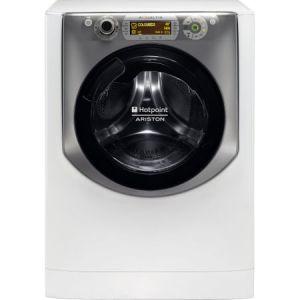 Masina de spalat rufe cu uscator Hotpoint AQD970D49, 1400 RPM, Spalare 9 kg, Uscare 7 kg, Clasa A, Motor Inverter, Display LCD, Alb pret ieftin