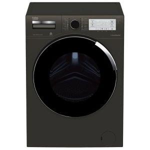 Masina de spalat rufe Beko WTV8734XCM, Premium Line, 8 kg, 1400 RPM, Motor ProSmart Inverter, Optisense, Clasa A+++, 60 cm, Manhattan Gray pret ieftin