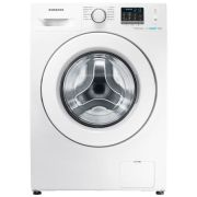 Masina de spalat rufe slim Samsung Eco Bubble WF60F4E0W0W, 1000 RPM, 6 kg, Clasa A++, Alb ieftina