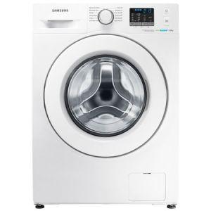 Masina de spalat rufe slim Samsung Eco Bubble WF60F4E0W0W, 1000 RPM, 6 kg, Clasa A++, Alb pret ieftin