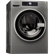 Masina de spalat rufe semi-profesionala Whirlpool Supreme Care AWG 812 S PRO, 8 kg, 1200 RPM, Eco Dose, 6 th sense, Zen Tehnology, Clasa A+++, Argintiu ieftina