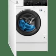 Masina de spalat rufe cu uscator incorporabila Electrolux EW7W368SI, PerfectCare700, 1400 RPM, Spalare 7 kg, Uscare 4 kg, Display LCD, Clasa A, Alb ieftina