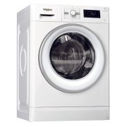 Masina de spalat rufe Whirlpool FreshCare+ FWG81496WS EU, 6th Sense, 8 kg, 1400 rpm, Clasa A+++, Alb ieftina