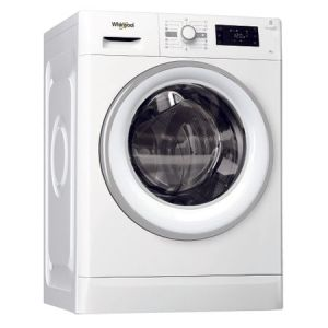 Masina de spalat rufe Whirlpool FreshCare+ FWG81496WS EU, 6th Sense, 8 kg, 1400 rpm, Clasa A+++, Alb pret ieftin